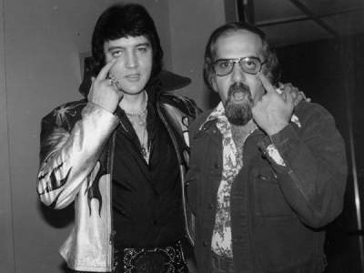 Elvis Prestley  Joe Guercio